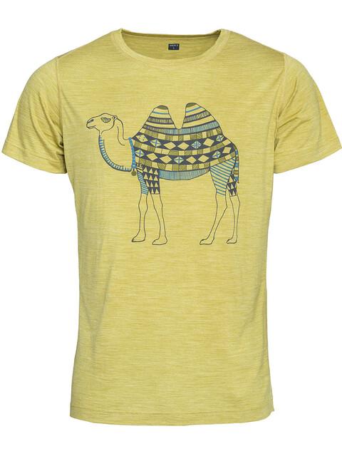 Röjk Guys SuperTee Camel Olive